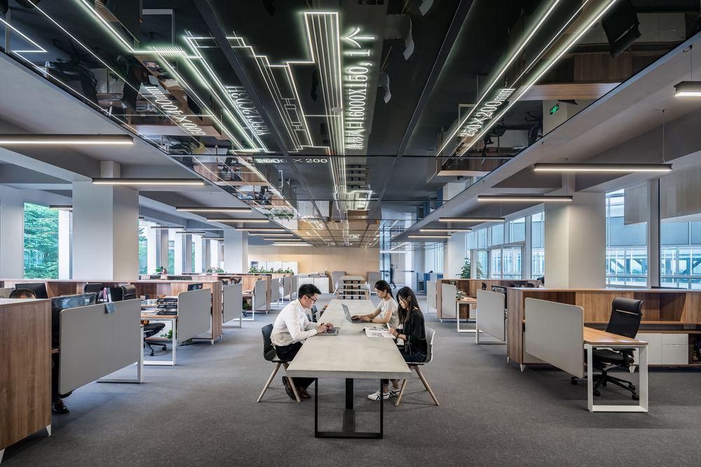 Et rent kontor i sin beste stand